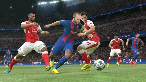 Pro Evolution Soccer 2017 kostenlos