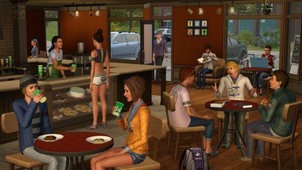 The Sims 3 University Life Kostenlos