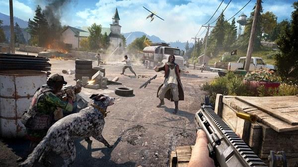 Far Cry 5 herunterladen