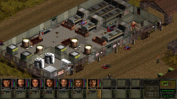 Jagged Alliance 2 Wildfire kostenlos