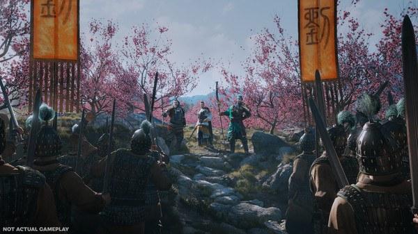 Total War Three Kingdoms herunterladen