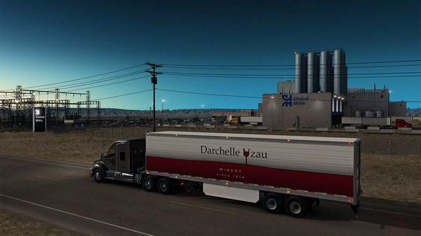 American Truck Simulator New Mexico kostenlos