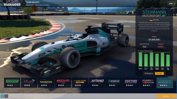 Motorsport Manager kostenlos