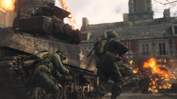 Call of Duty WWII kostenlos