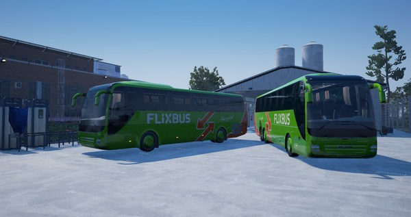 Fernbus Simulator herunterladen
