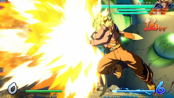 Dragon Ball FighterZ herunterladen