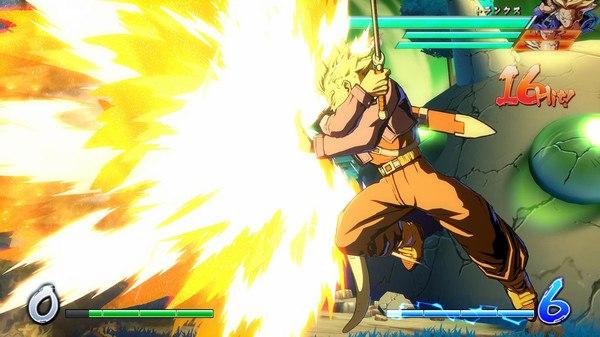Dragon Ball FighterZ herunterladen