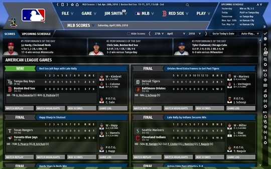 Out of the Park Baseball 19 kostenlos