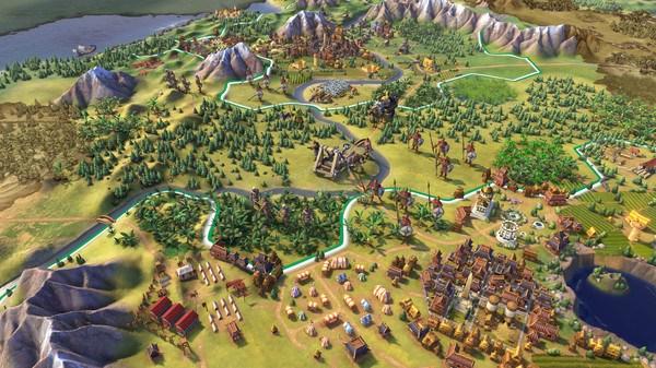 Sid Meiers Civilization VIkostenlos