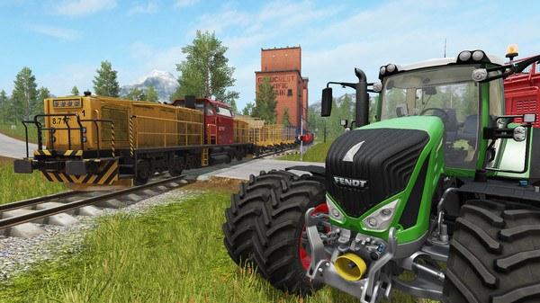 Landwirtschafts Simulator 17 herunterladen