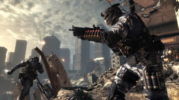 Call of Duty Ghosts Kostenlos