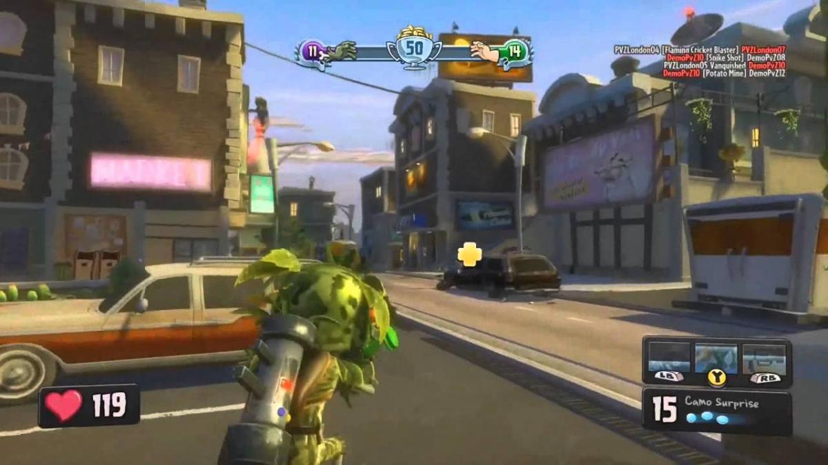 Plants vs Zombies Garden Warfare kostenlos