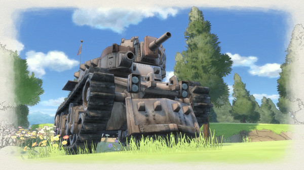 Valkyria Chronicles 4  frei pc