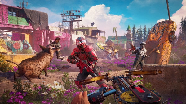 Far Cry New Dawn herunterladen frei