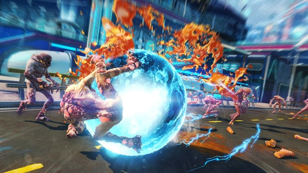 Sunset Overdrive frei pc