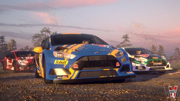 V-Rally 4 und frei PC
