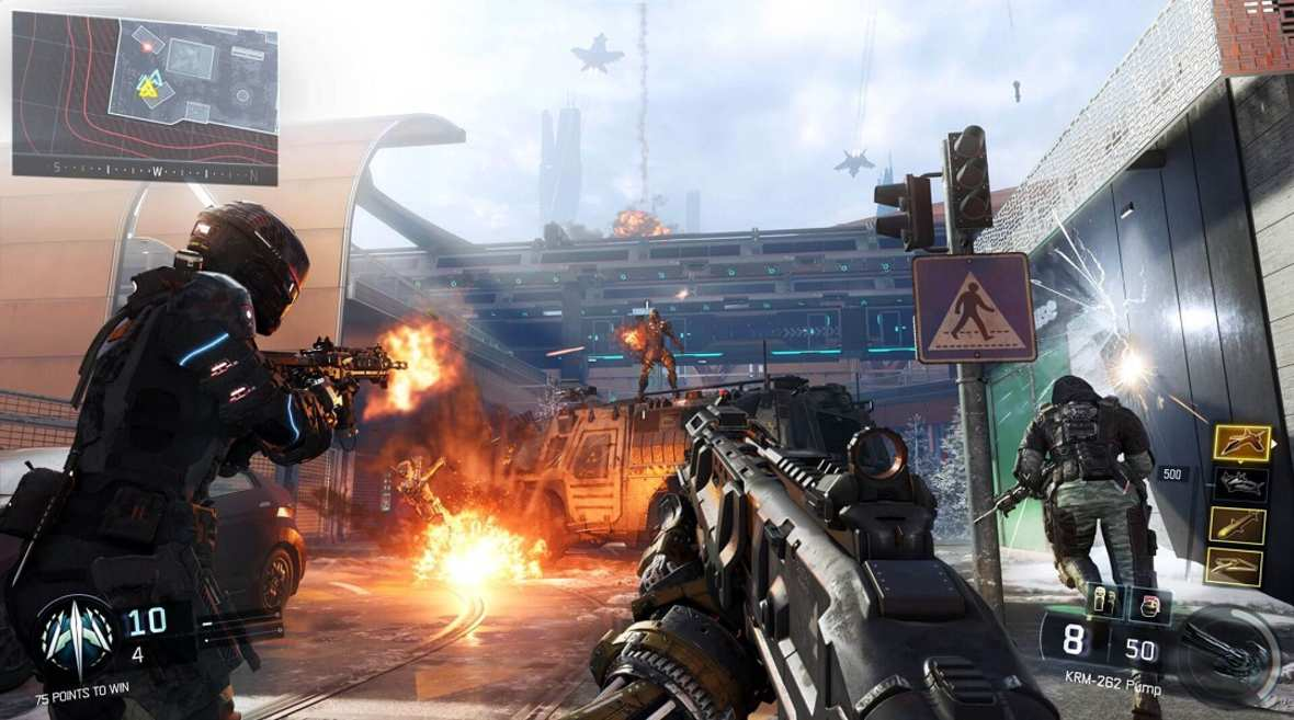 Call of Duty Black Ops 4 herunterladen