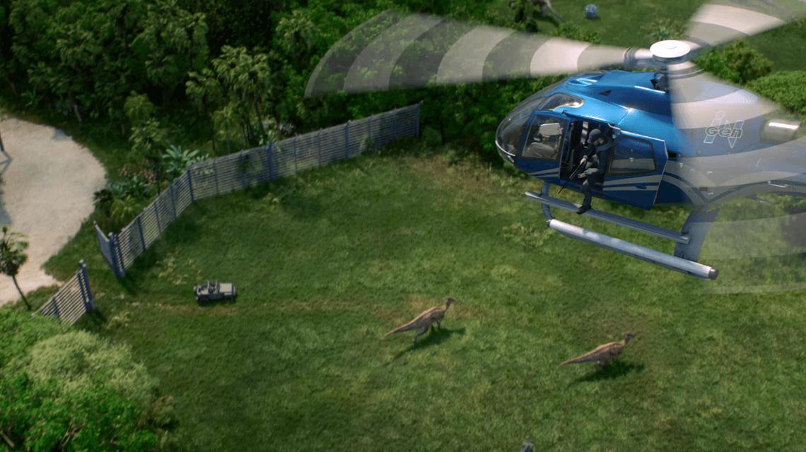 Jurassic World Evolution kostenlos