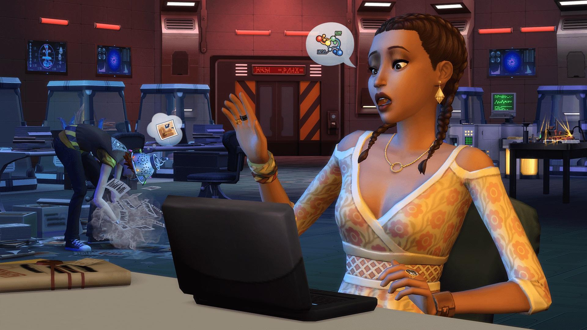 The Sims 4 StrangerVille frei herunterladen