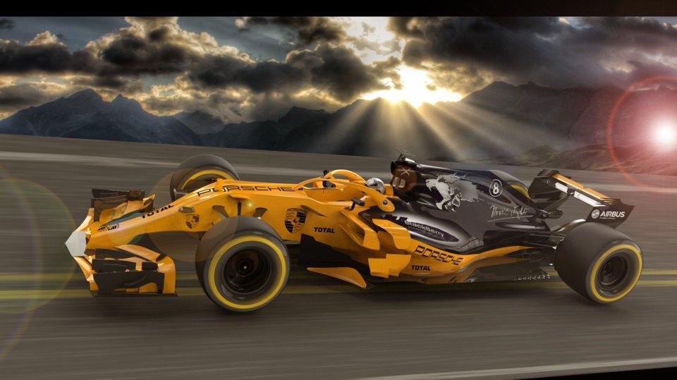 F1 2018 herunterladen