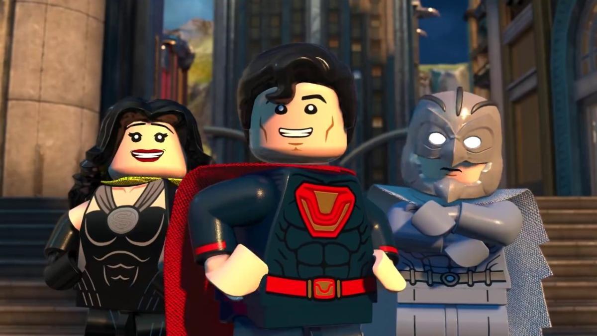LEGO DC Super Villains frei pc