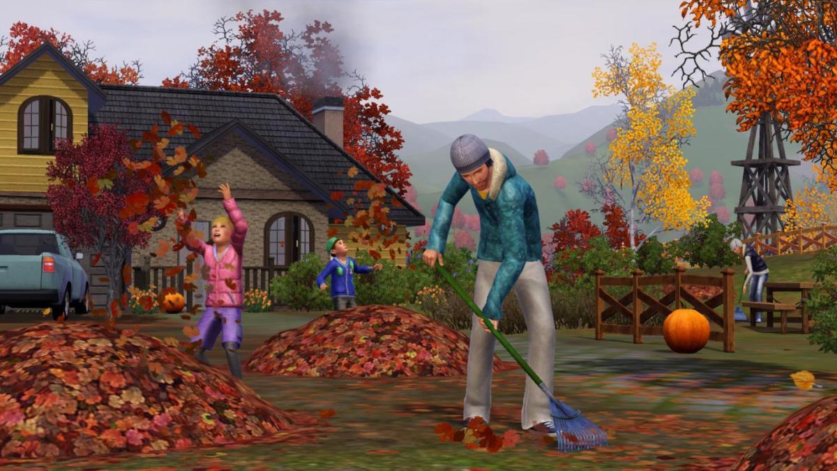 The Sims 4 Seasons pc kostenlos