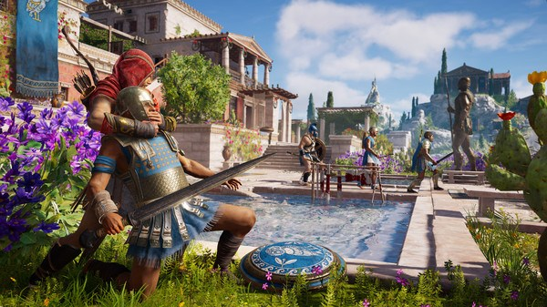 Assassin's Creed Odyssey kostenlos pc