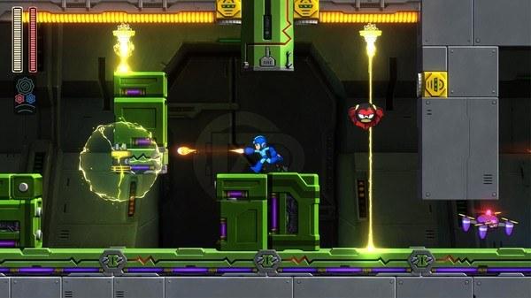 Mega Man 11 frei pc