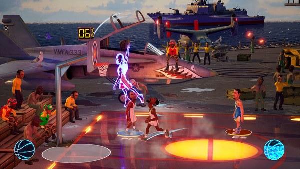 NBA Playgrounds 2 kostenlos