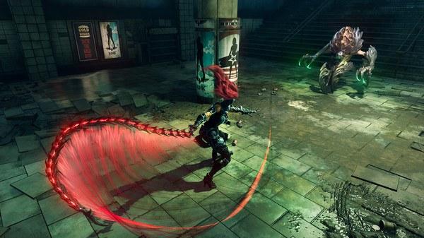 Darksiders III Spiel pc