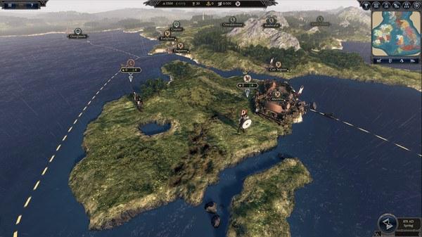 Total War Saga Thrones of Britannia kostenlos