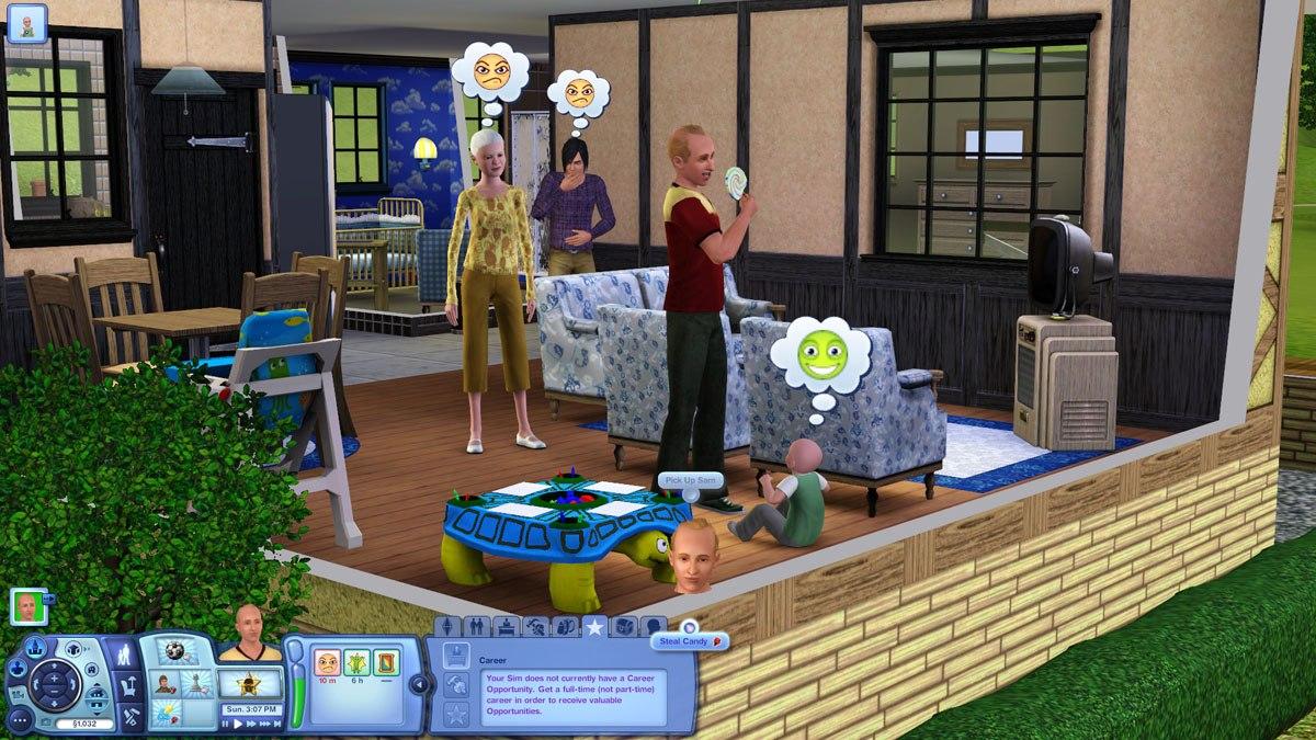 Die Sims 3 herunterladen und kostenlos PC
