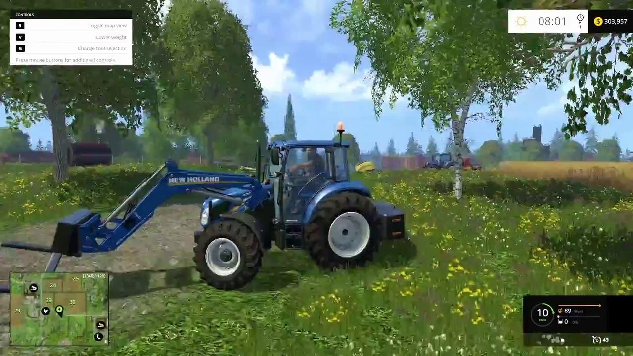 Farming Simulator 15 image #6