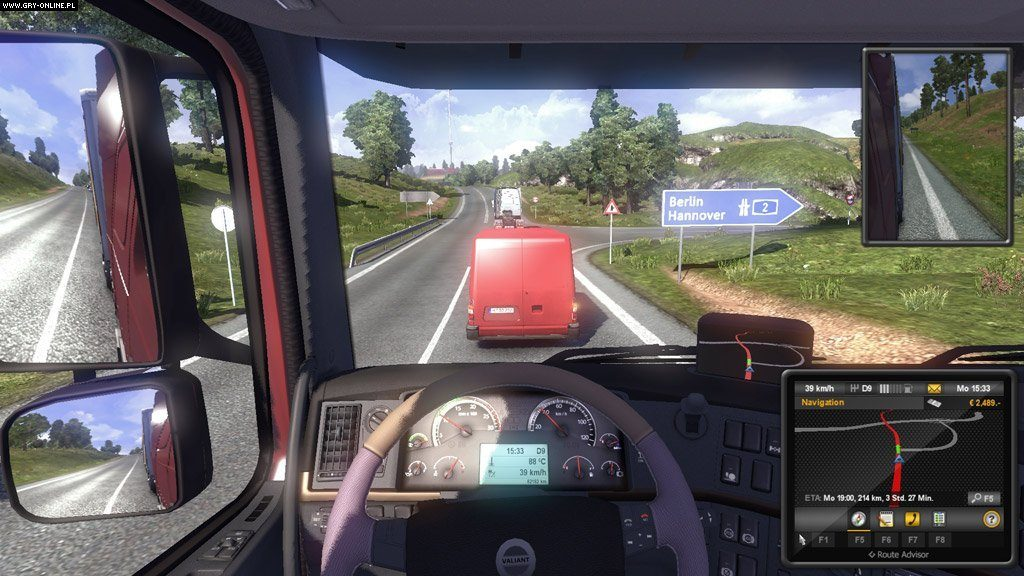 Euro Truck Simulator 2 image #4