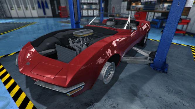 Car Mechanic Simulator 2015 image #3