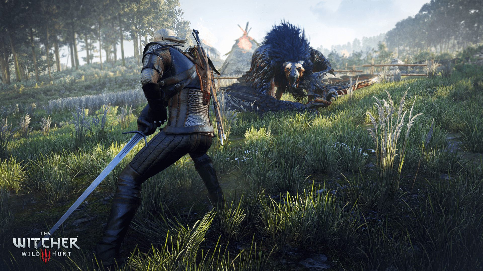 Witcher 3 Wild Hunt image #1