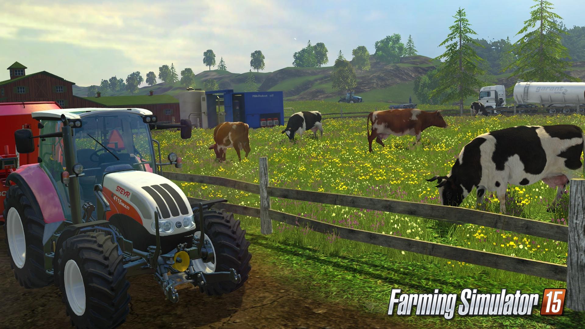 Farming Simulator 15 image #5