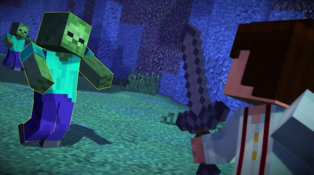 Minecraft Story Mode image #2