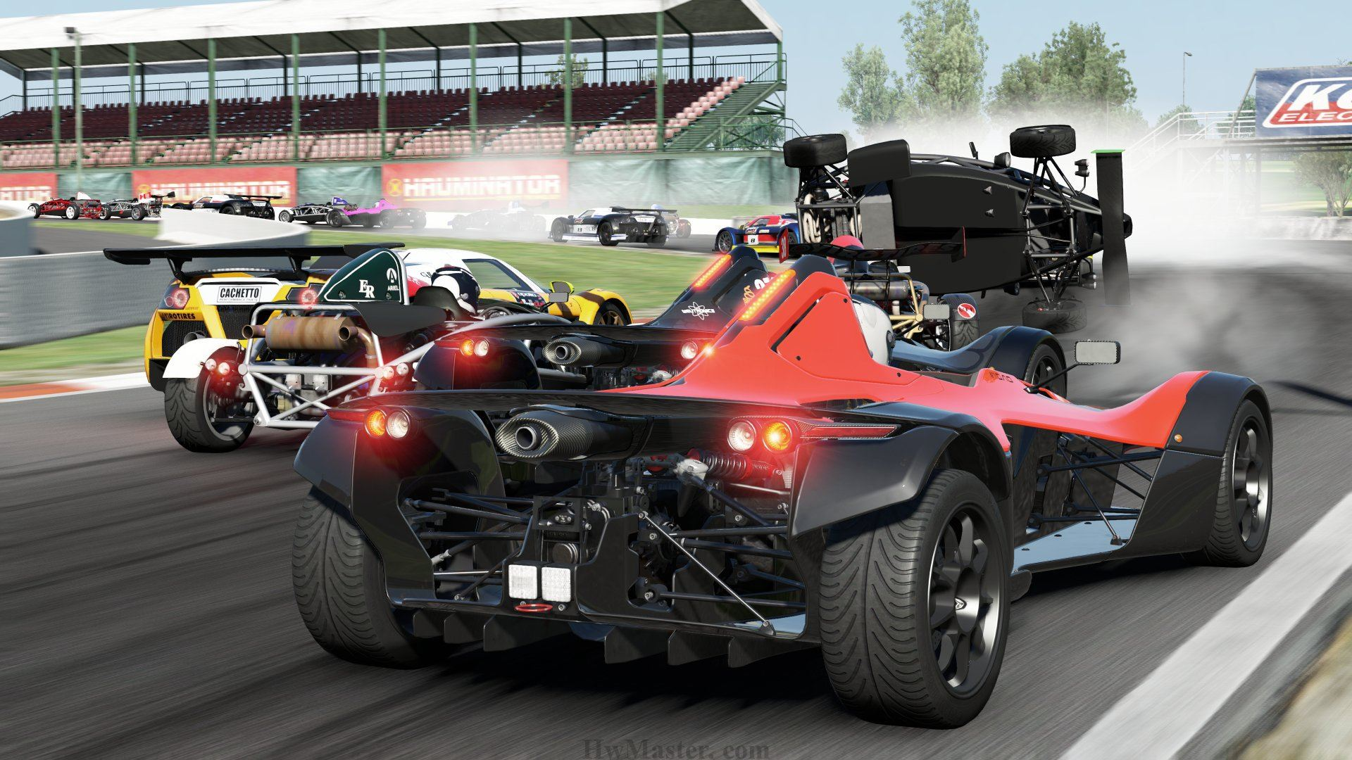 Project CARS image #4