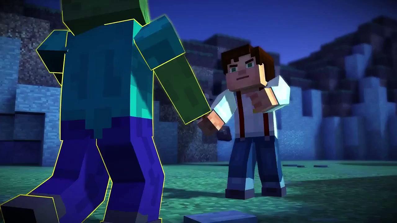 Minecraft Story Mode image #5