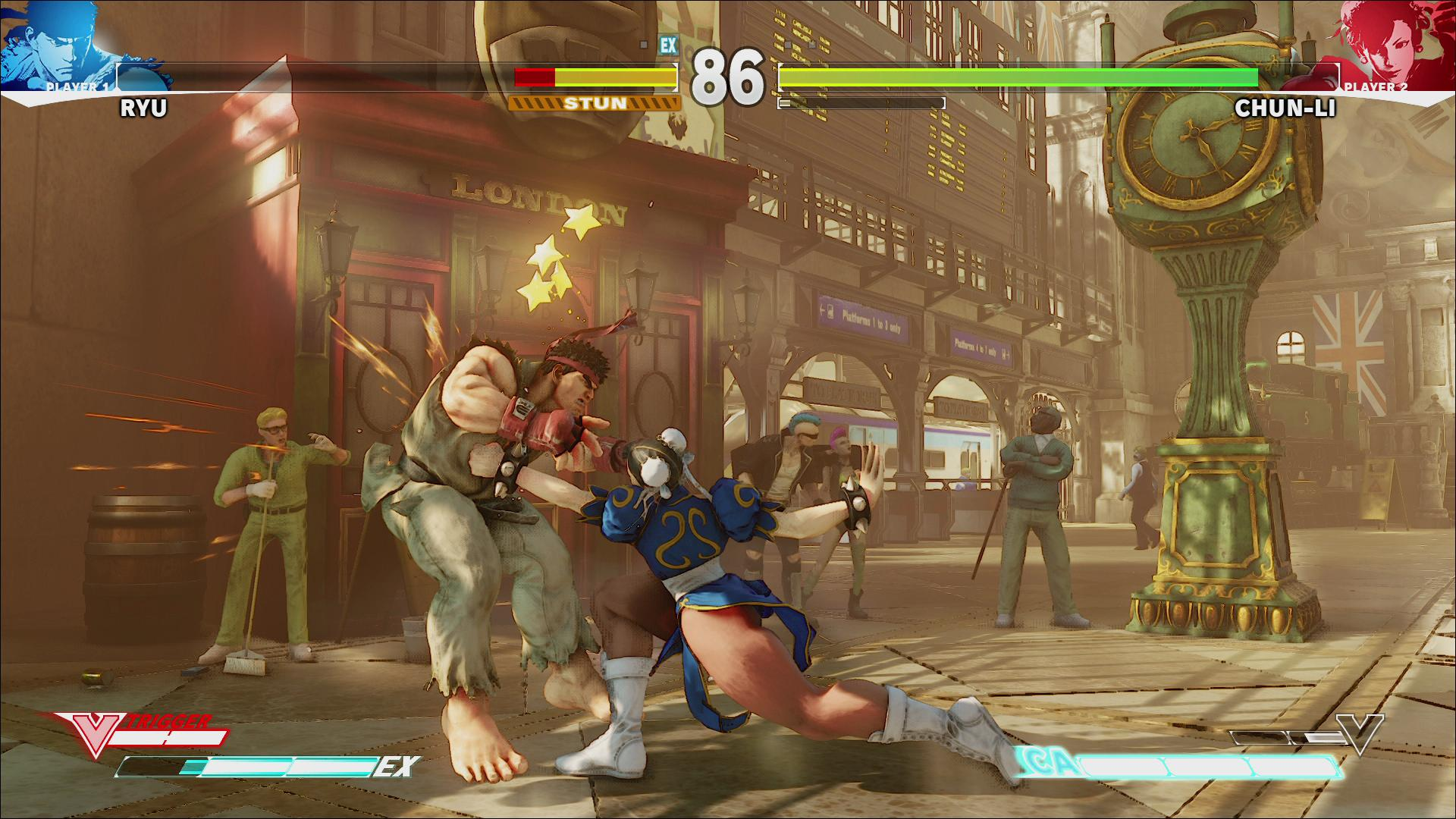 Street Fighter V image 1