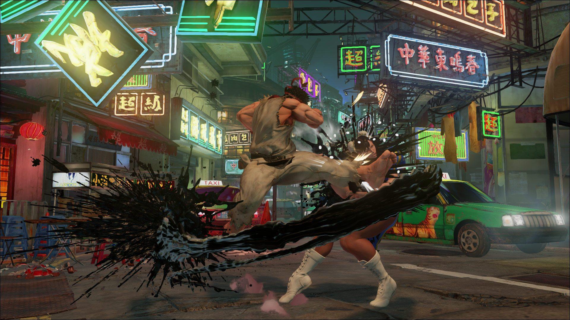 Street Fighter V image 2