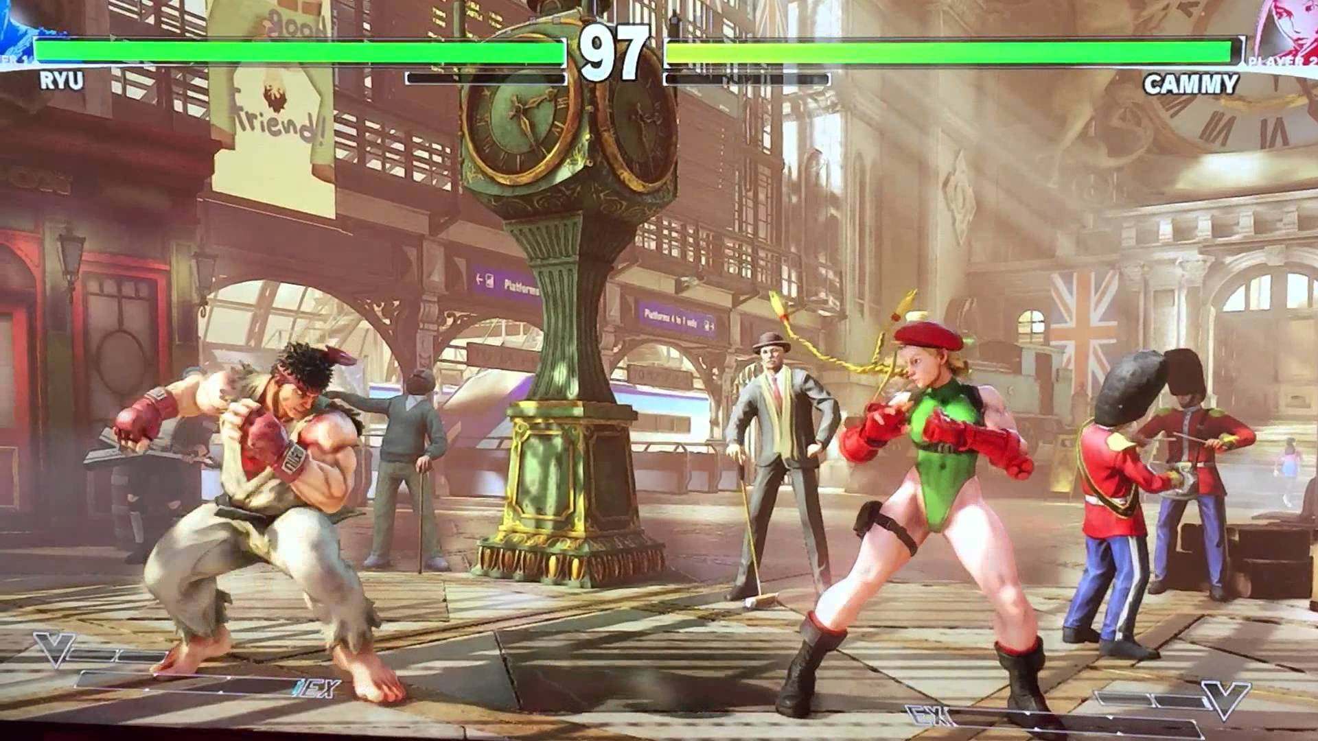 Street Fighter V image 3
