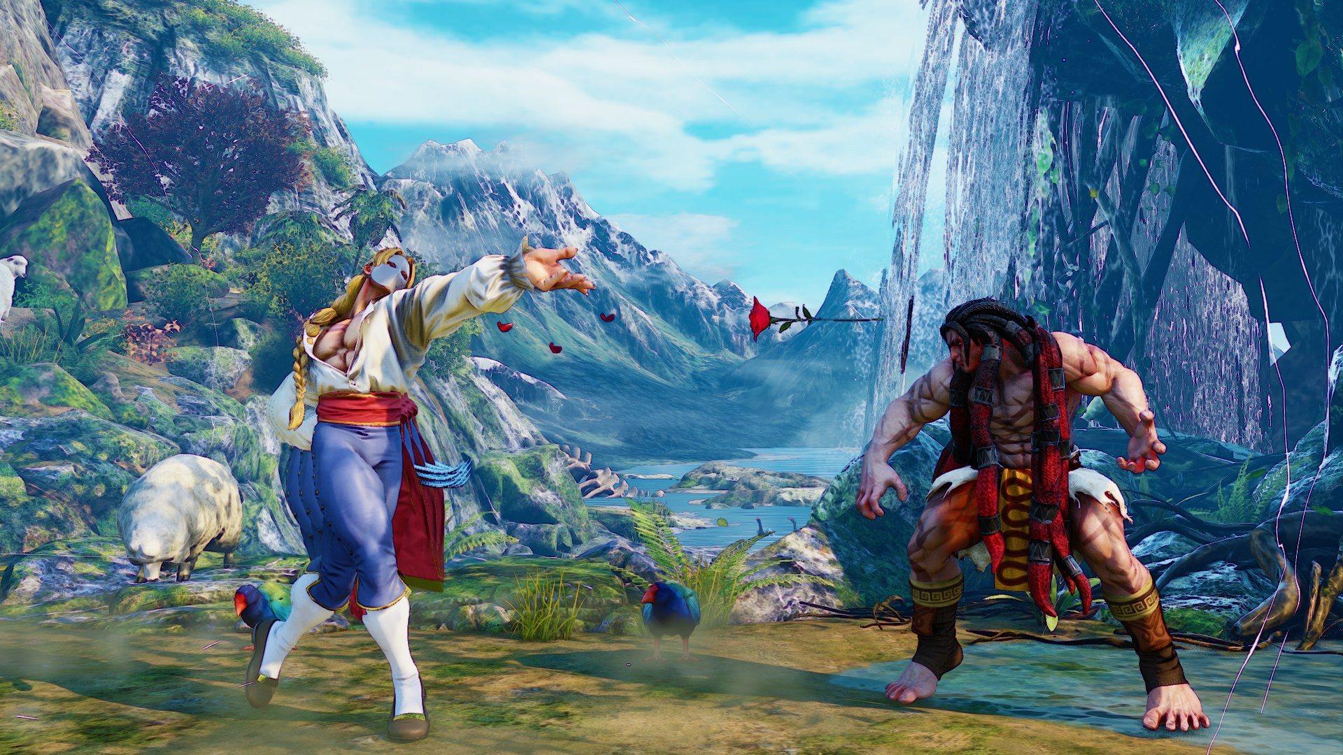 Street Fighter V image 4