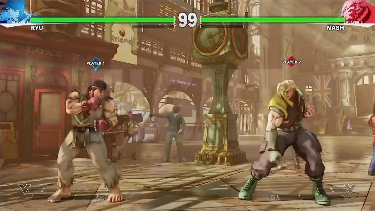 Street Fighter V image 5