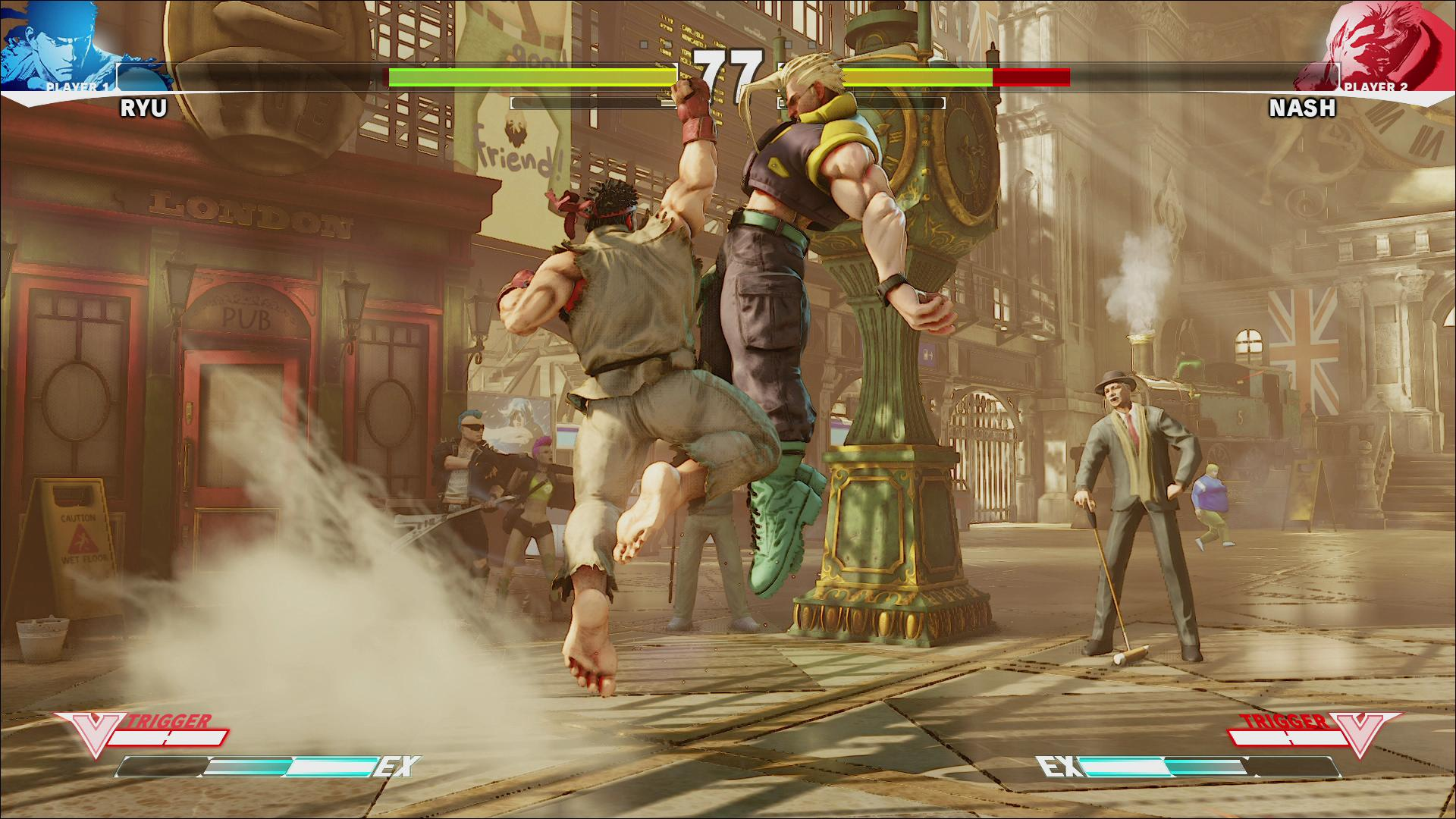 Street Fighter V image 6