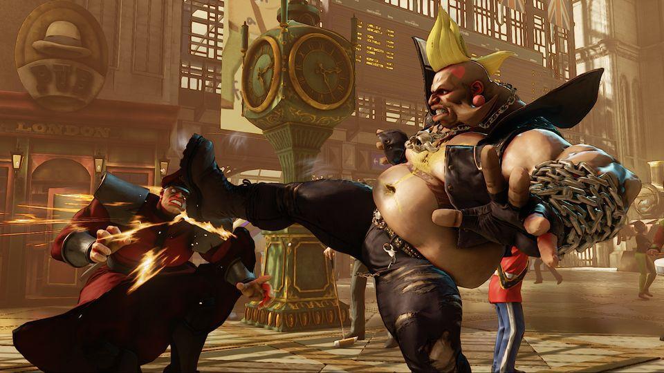 Street Fighter V image 7