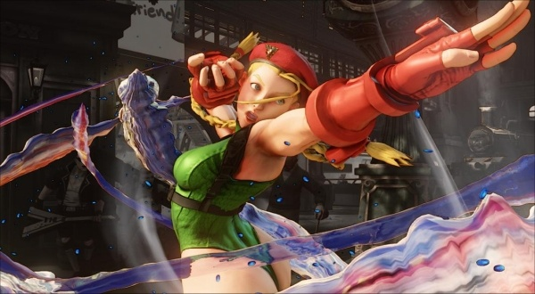 Street Fighter V image 8