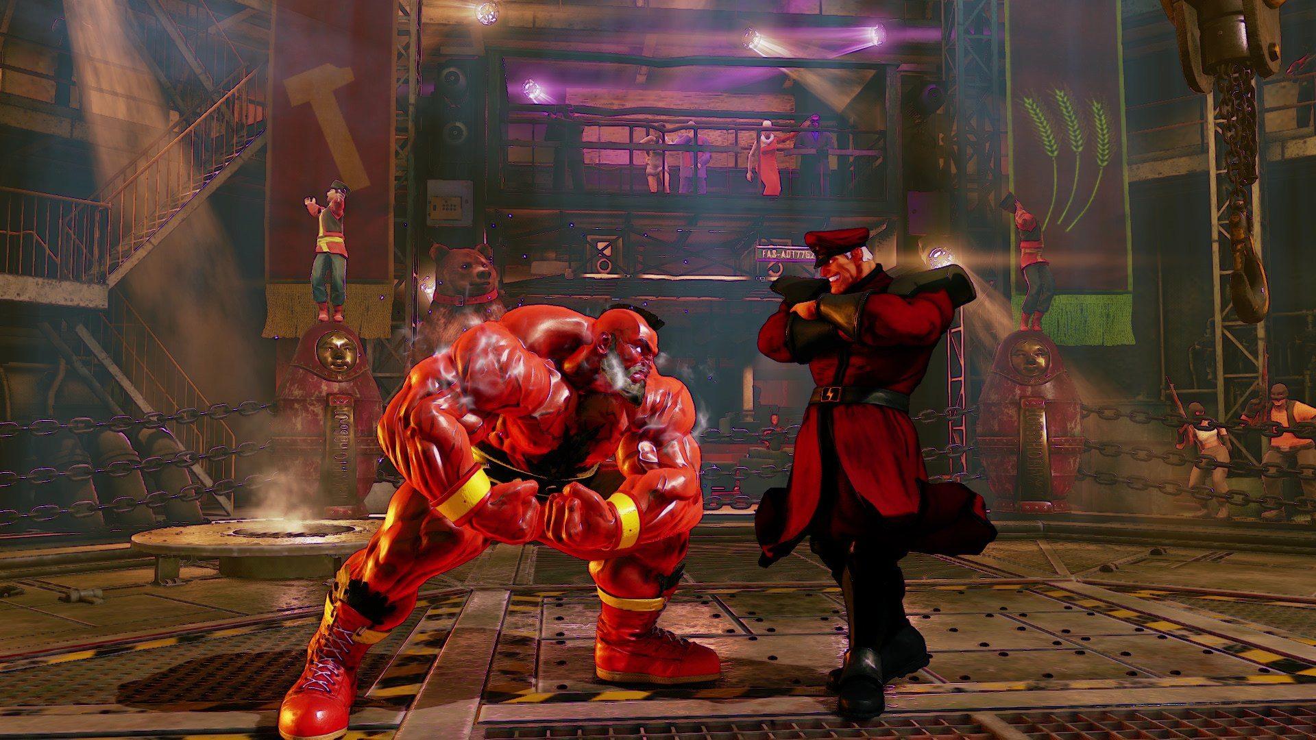 Street Fighter V image 9