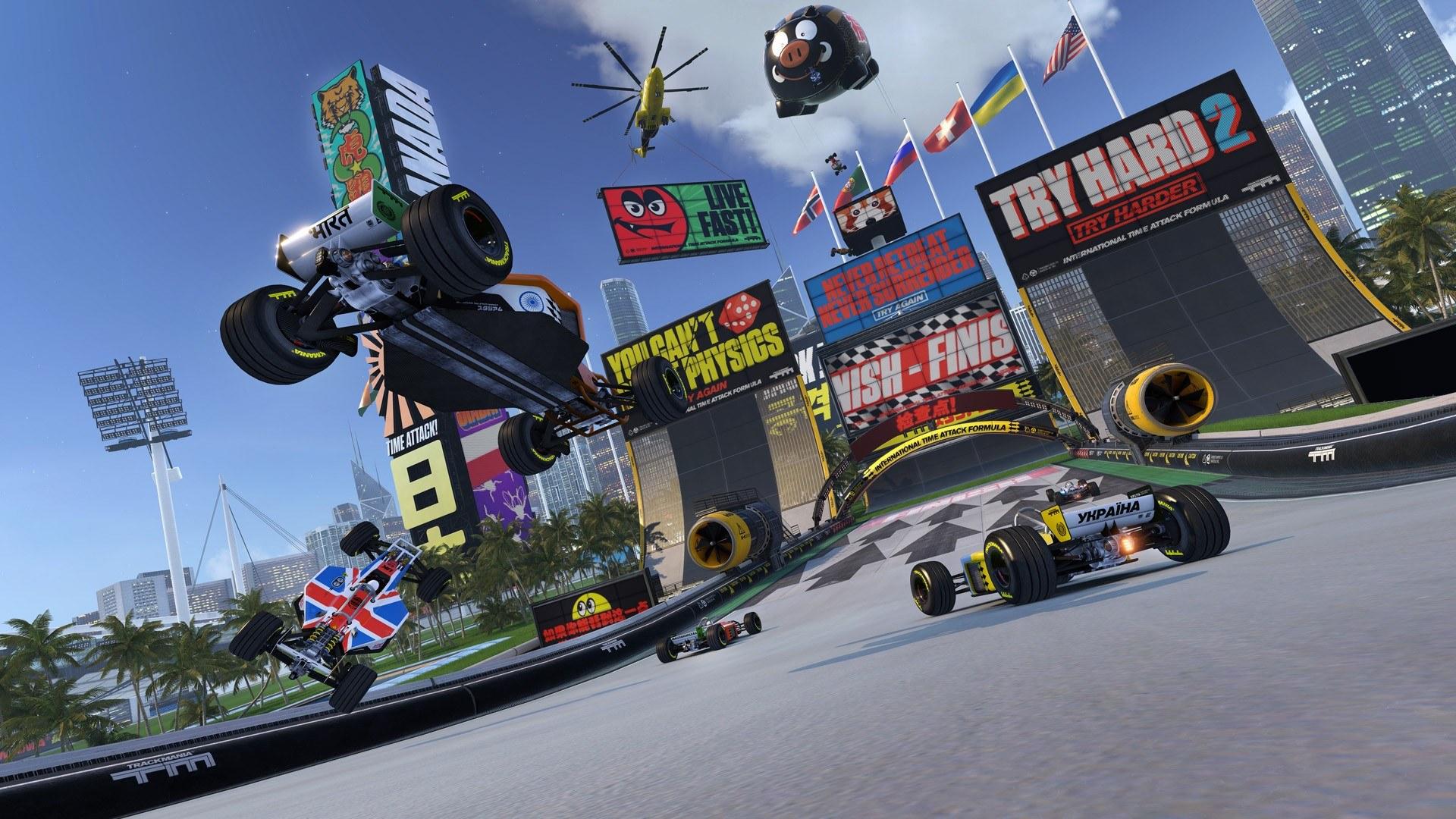 Trackmania Turbo image 3